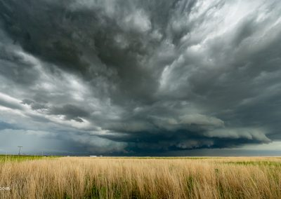 Storm on the Prarie