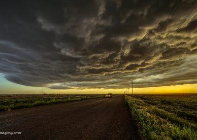 Amazing Sunset Cloud