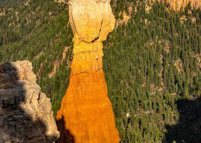 Thor's Hammer, Agua Canyon