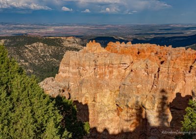Pink Cliffs Overlook