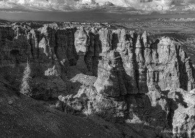 Black Birch Canyon B&W