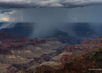 Double Strike in Storm North Rim